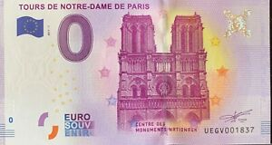 BILLET-0-EURO-TOURS-NOTRE-DAME-DE-PARIS-FRANCE-2017-NUMERO-DIVERS