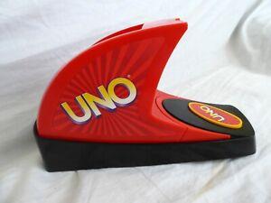 Juego cartas de mesa UNO ATTACK Matell. Board game. Card game. Electronic rapid