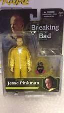 """Breaking Bad Jesse Pinkman Figura de acción de protección contra materiales peligrosos 6"""" Mezco Amarillo"""