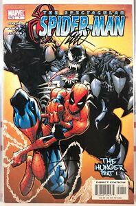 SIGNED-SPECTACULAR-SPIDER-MAN-1-HUMBERTO-RAMOS-PAUL-JENKINS-Marvel-Comics