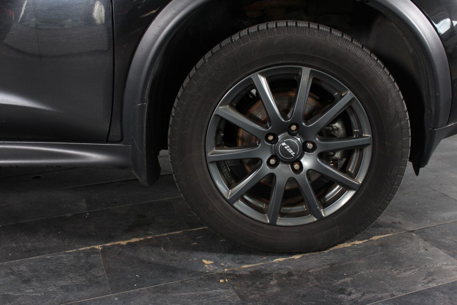 Nissan Juke 1,5 dCi 110 Tekna