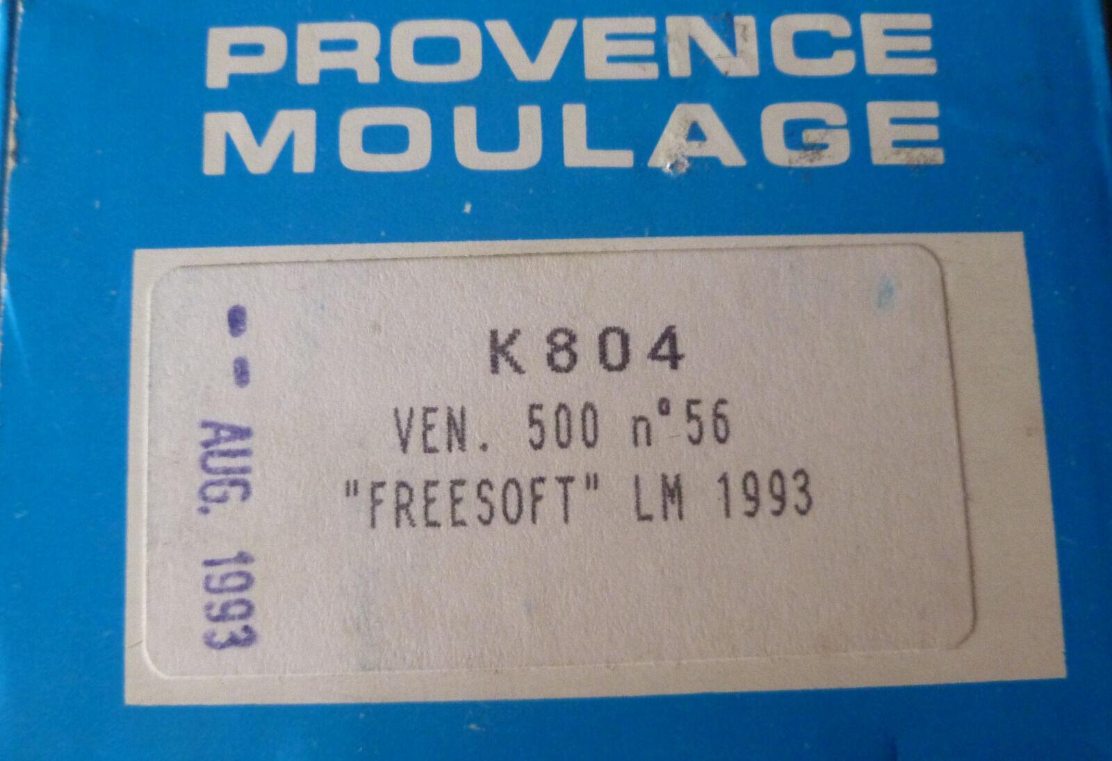 VENTURI 500  FREESOFT   LE MANS 1993  startnr.56 -PROVENCE MOULAGE 1 43