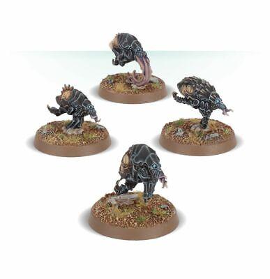 4 Cursemites Nurgle Chaos Kill Team Rogue Trader Warhammer 40k Mordheim