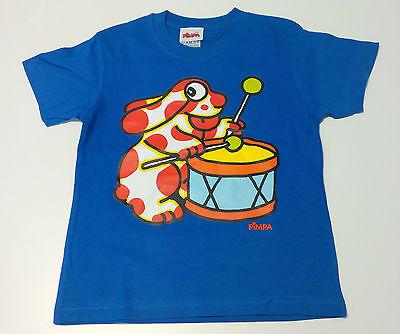 Delicious T-shirt Originale Pimpa Tamburo Tamburello Bimbo 3 Colori Altan Corriere Nuova Other