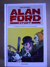 ALAN FORD STORY - edizione cartonata n°24 Mondadori comprende n°47-48  [G396]