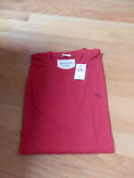 Abercrombie & Fitch Moose Creek Tee Red Large