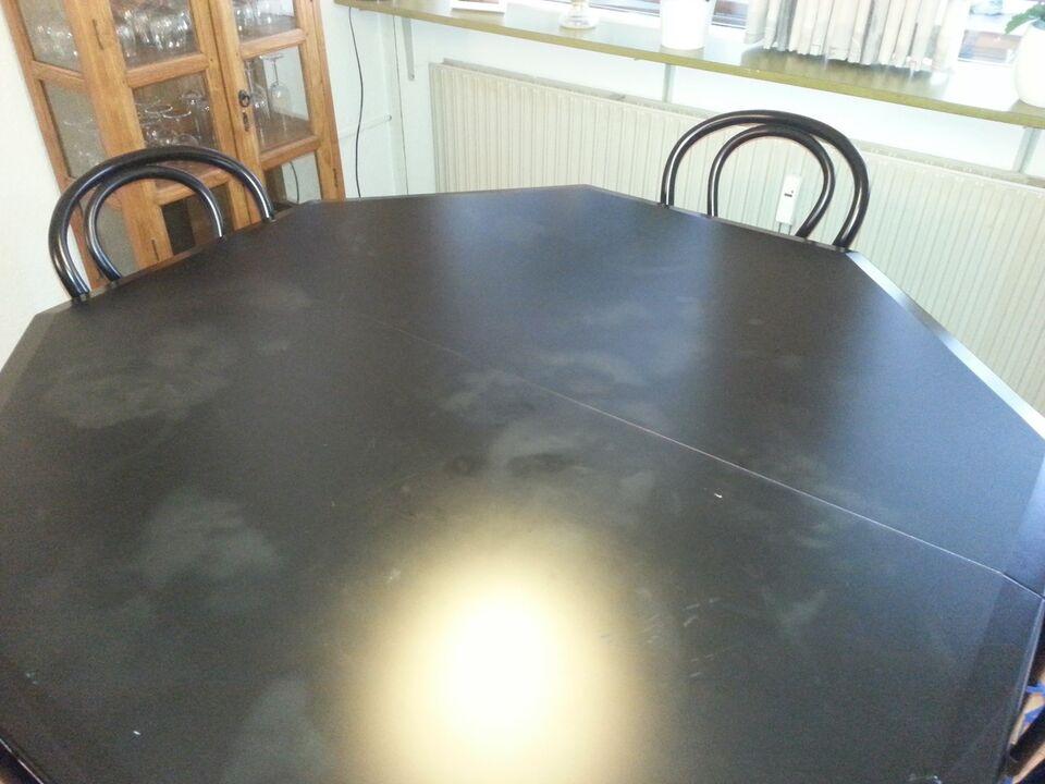 Anden arkitekt, bord, 8 kantet