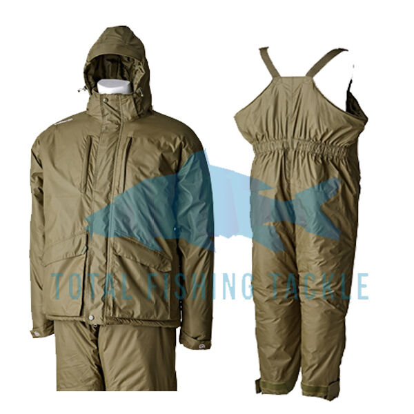 Trakker elementi Giacca + BIB Heavy & BRACE Pantaloni Termici Heavy BIB Duty Combo Suit NUOVO 79f59e