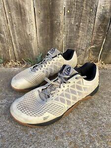 Reebok-Nano-4-0-Crossfit-Training-Weight-Power-Lifting-Shoes-Mens-Size-12