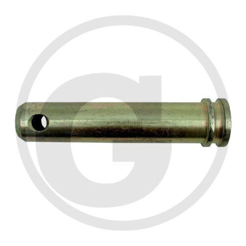 Unterlenkerbolzen Kat.1 mit Splint/_22x130mm/_Sicherungsbolzen/_Steckbolzen/_/_/_/_/_/_/_/_