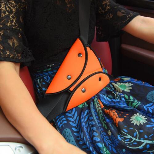 Car Child Seat Belt Fixator Triangle Harness Strap Adjuster Children Safety RU