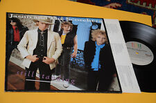 JOHN AHD THE SCORCHERS LP STILL STANDING ORIG ITALY 1986 EX