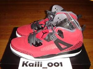 brand new 8b3d6 5301c Image is loading Nike-Air-Jordan-Spizike-Size-11-5-Red-
