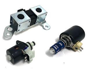Details about 4R70W 4R75E Trans Solenoid Set 3 pieces Dual Shift EPC TCC  2005-2008 Ford