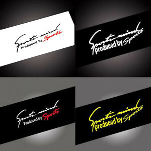 New-Racing-Car-Stickers-Auto-Reflective-Car-Vinyl-Graphic-Decal-Random-1-pcs