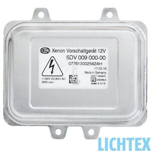 HELLA-Xenon-Scheinwerfer-Steuergeraet-5DV-009-000-00-Vorschaltgeraet-Ballast-NEU