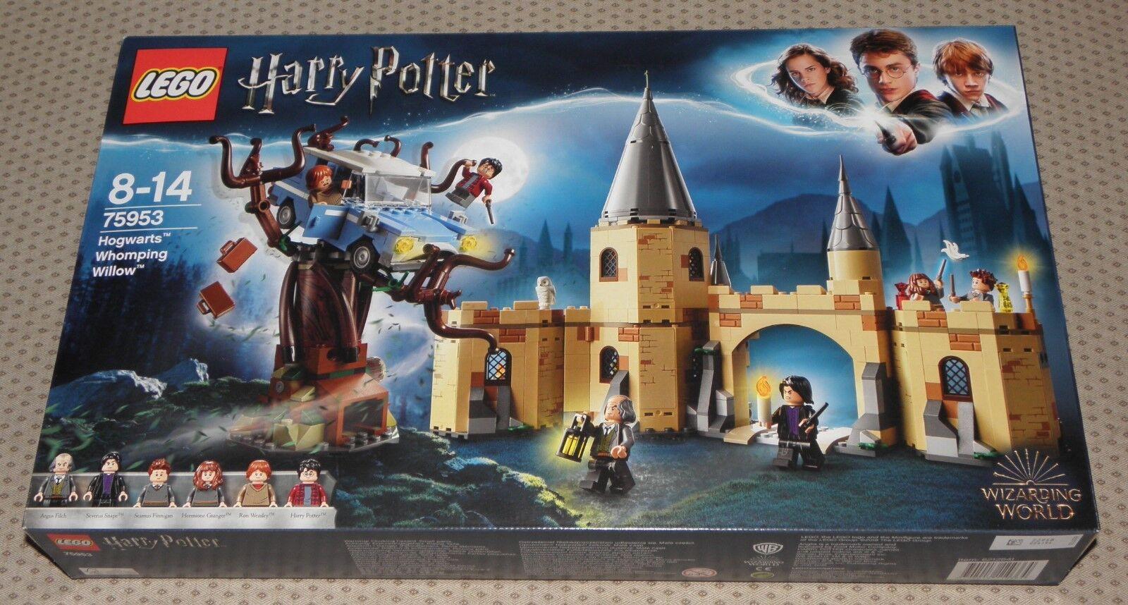 Lego 75953 Harry Potter DIE PEITSCHENDE WEIDE VON HOGWARTS Whomping Willow  NEU