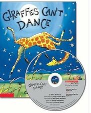 Giraffes Can't Dance by Giles Andreae (2008, Mixed Media)