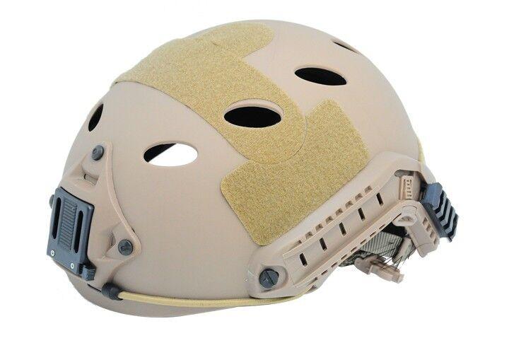 COOL Airsoft CS Predective FMA FAST Helmet-PJ TYPE  DE PA389 L XL