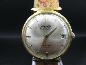 R371-Vintage-034-AWA-Exklusiv-034-Automatic-Armbanduhr-Datumsanzeige