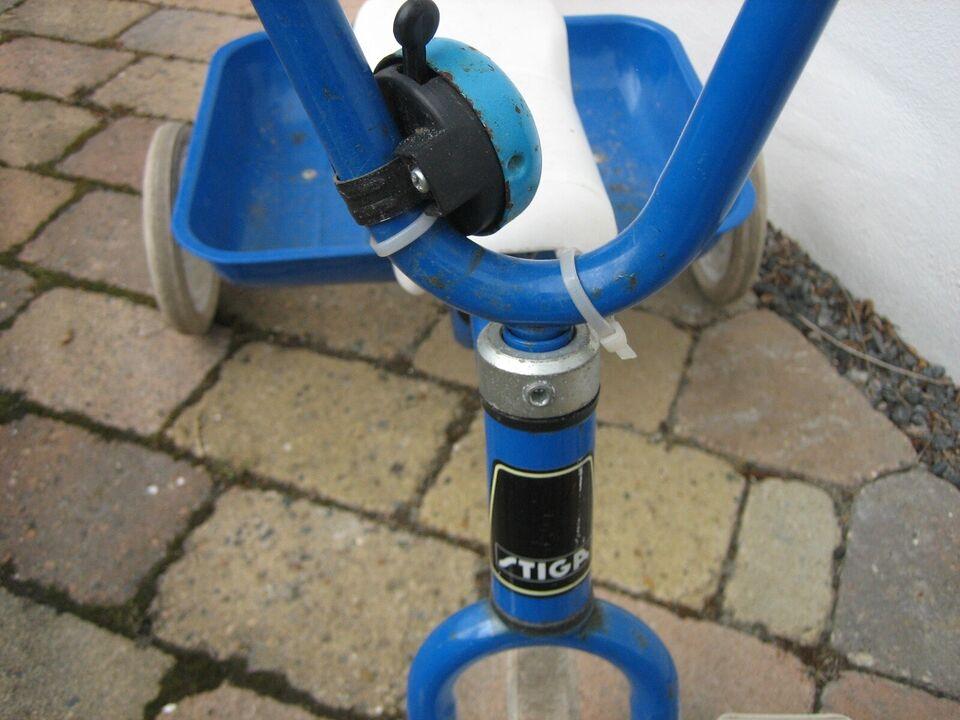 Drengecykel, trehjulet, Stiga