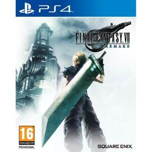 Final Fantasy 7 Remake HD PS5 kompatibel (PS4)