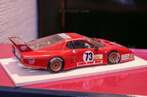 Bbr bird ° Phm Mans Par Ferrari Shop 43 swap Amr Le Lm 73 1 512bb Racing N 82 T xqxYAUw41