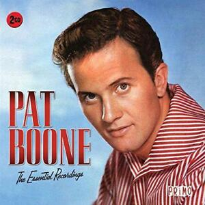 Pat-Boone-The-Essential-Recordings-NEW-2CD