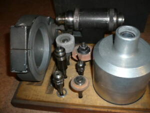 ID grinding attachment for surface grinder