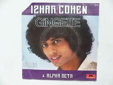izhar cohen & alpha beta    Gingette