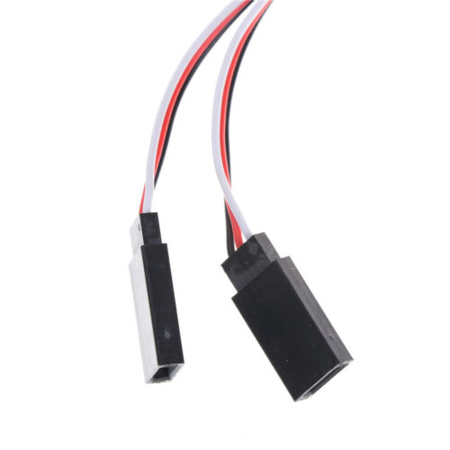 15Cm 30Cm Rc Pieces Servo Rallonge Y Câble Pour Jr Futaba Rc Modèle FE