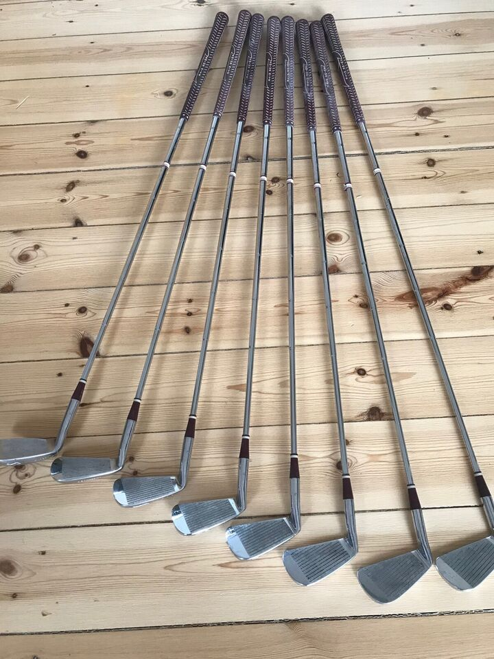 Dame golfsæt, stål, Hogan