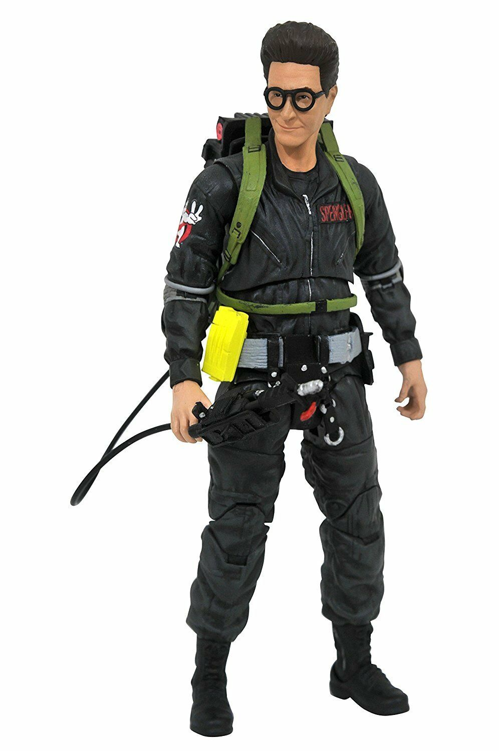 Diamond Select Toys Ghostbusters 2 Select  Egon Spengler (Grey Outfit Version)