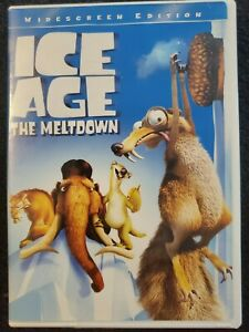 Ice Age The Meltdown Widescreen Edition Dvd 24543377719 Ebay