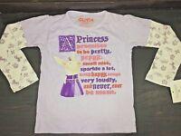 Olivia The Pig Size 5 5t Shirt Top Princess Promises