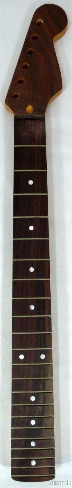 22 trastes de cuello de guitarra eléctrica de arce duro, duro, duro, palo de rosadodo, Satén polaco, ST-39 Bycc  Hay más marcas de productos de alta calidad.