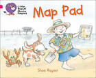 Map Pad: Band 01a Pink/Band 10 White by Shoo Rayner (Paperback, 2013)