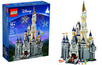 New LEGO set The Disney Castle #71040 + Surprise Gift from DL