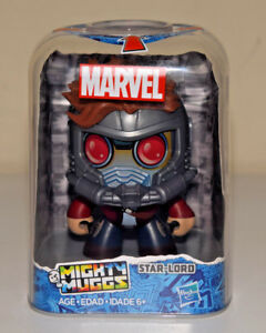 Star-Lord-Mighty-Muggs-Marvel-Avengers-Hasbro-Action-Figure-14-GOTG-NEW