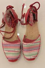 NEW UGG Women's Libbi Serape Sandals in Furious Fuchsia Size 7