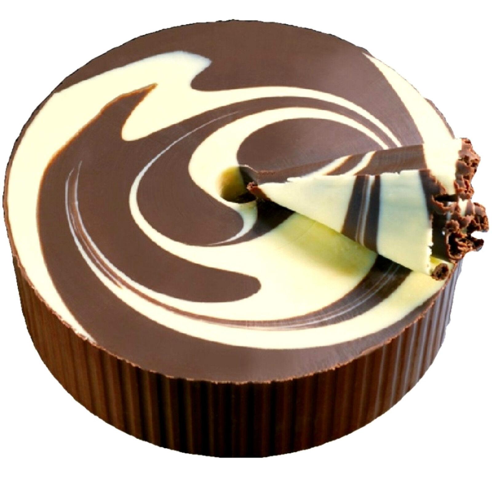 500g Choco Roulette weiss marmoriert schweizer Schokolade für Girolle