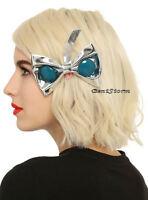 Invader Zim Alien Gir Cosplay Hair Bow Pin Clip Costume Dress-up Nickelodeon