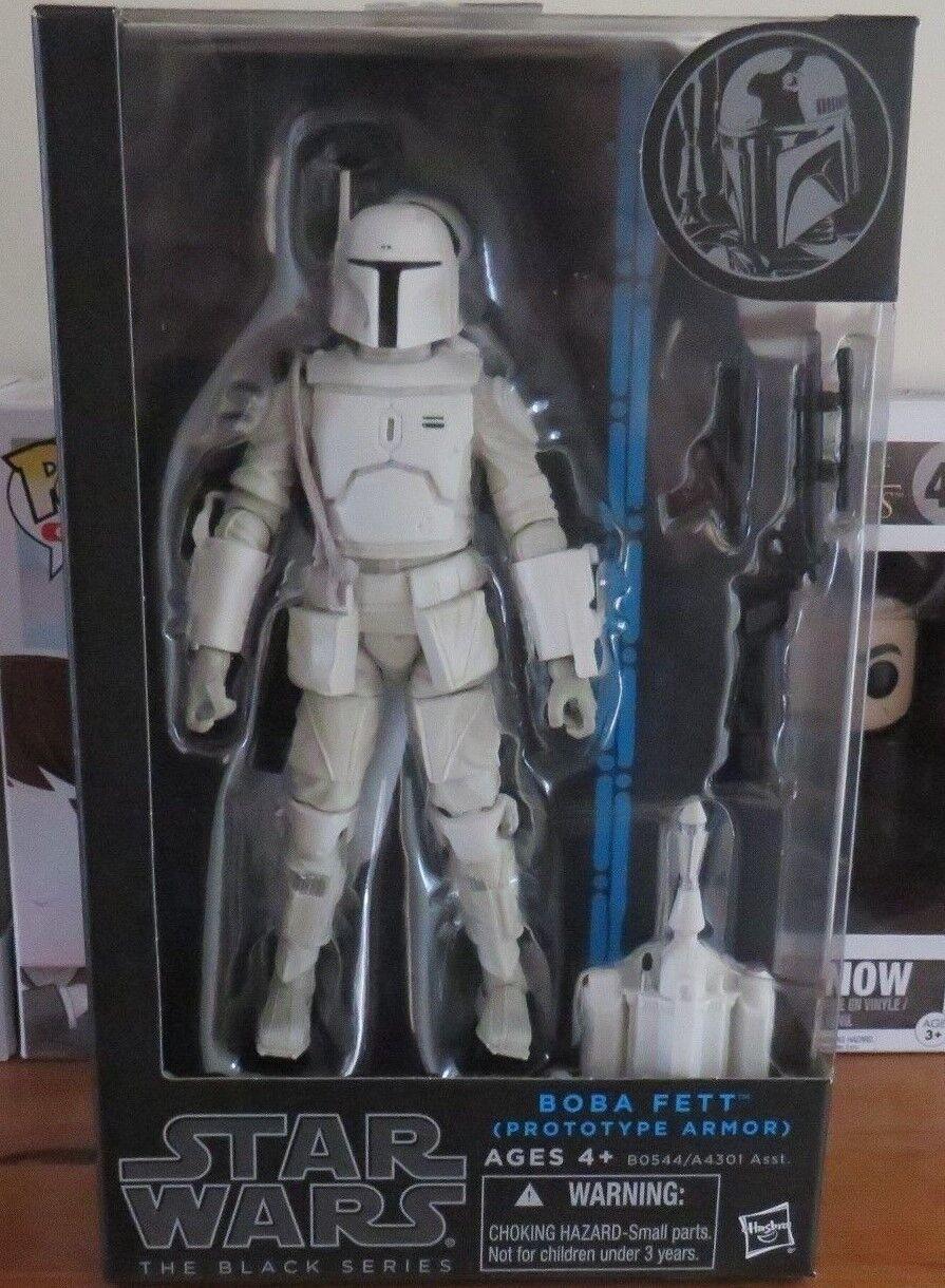 Star Wars schwarz Series 2014 Prototype Boba Fett +  13 - General Hux EU