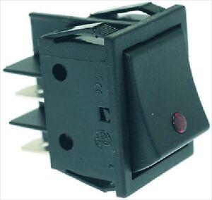 Lavazza Button Switch Bipolar 16A 250V Machine Coffee LB2800 3319296