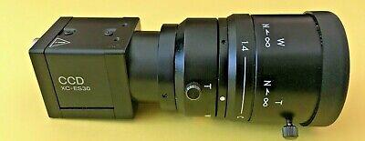 6-22mm Profi-Überwachungskamera SONY CCD 2x2 IR-Array-LED OSD über UTC