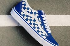 13c107e602 item 6 New Vans Old Skool Blue Primary Checkerboard Men s Size 5.5 Women s  Size 7 -New Vans Old Skool Blue Primary Checkerboard Men s Size 5.5 Women s  Size ...