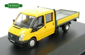 BNIB-OO-GAUGE-OXFORD-1-76-76TPU004-Ford-Transit-Mk5-Dropside-Highway-Maintenance