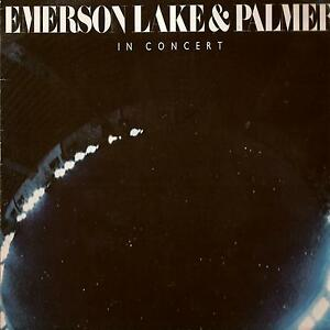 Emerson Lake & Palmer - In Concert - <span itemprop=availableAtOrFrom>Jade, Deutschland</span> - Emerson Lake & Palmer - In Concert - Jade, Deutschland