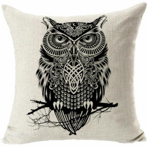 18'' Undersea World Ethnic Throw Pillow Cover Case Sofa Decor Cushion Cover