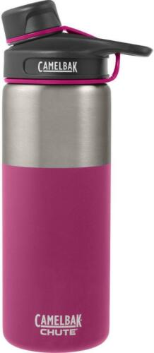 Camelbak Chute Vacuum Insulated Stainless 600ml Bottle HONEYSUCKLE PINK
